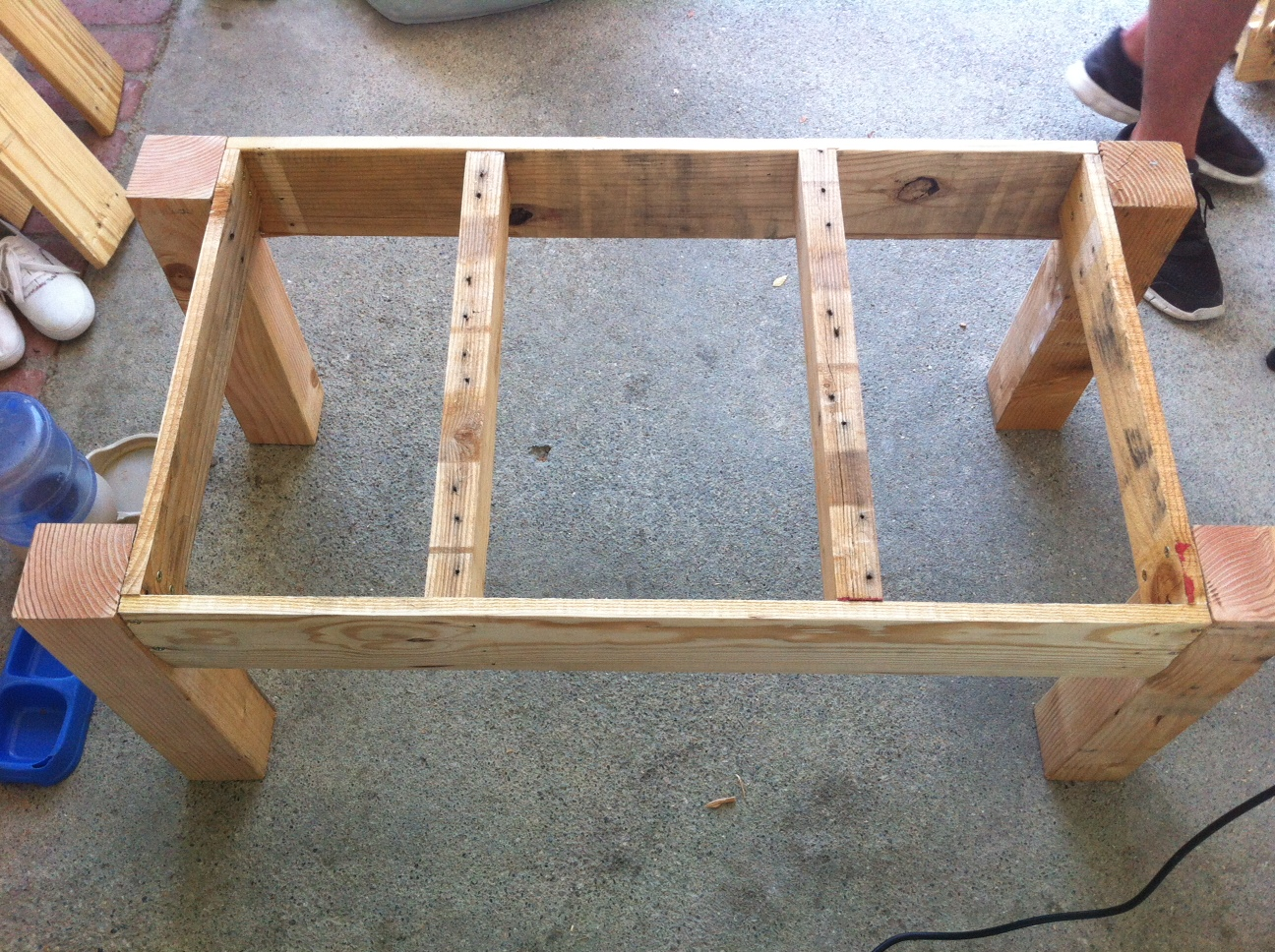 Displaying 19> Images For - Pallet End Table...