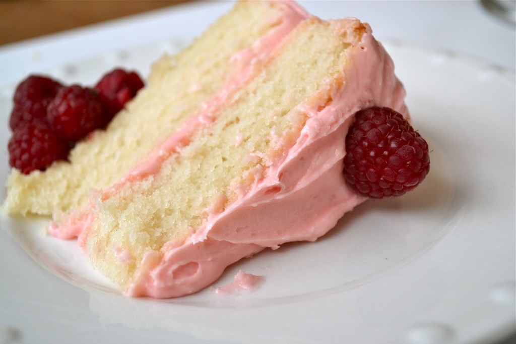 Pink Champagne Cake Images : Pink Champagne Cake - Little Bits of...