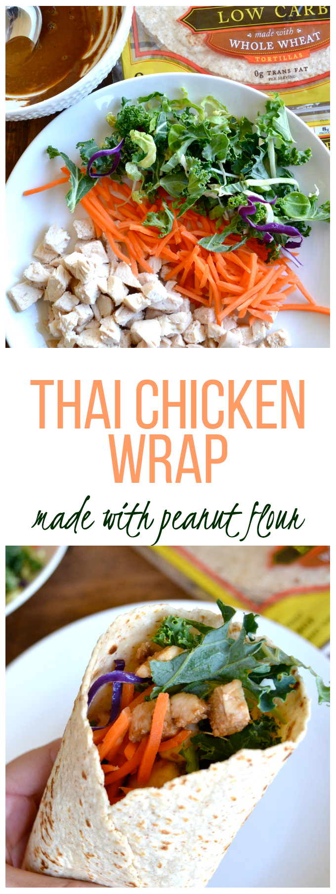 ... thai chicken wraps recipe myrecipes com thai chicken wraps recipes