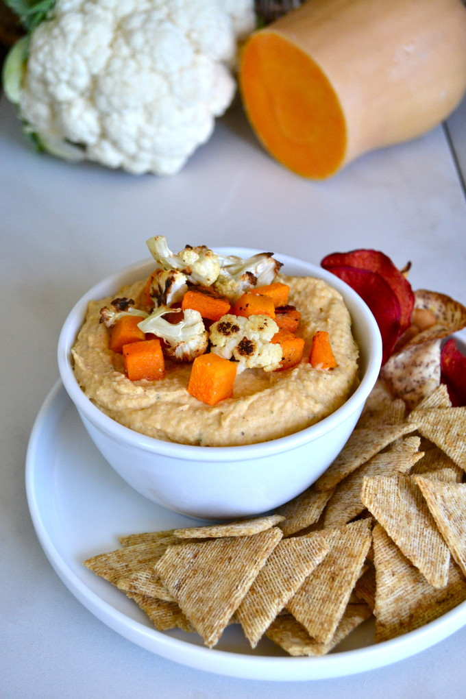 Roasted Cauliflower Hummus Recipes — Dishmaps
