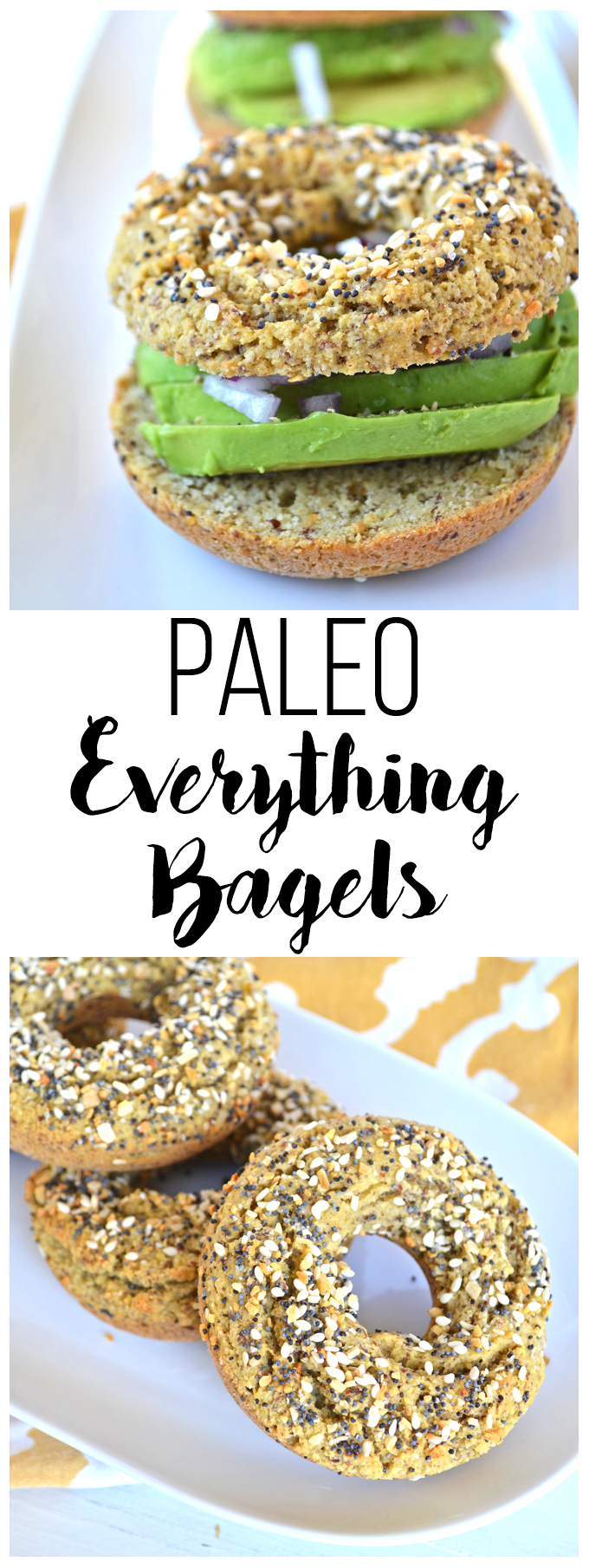 Paleo Everything Bagels Little Bits Of