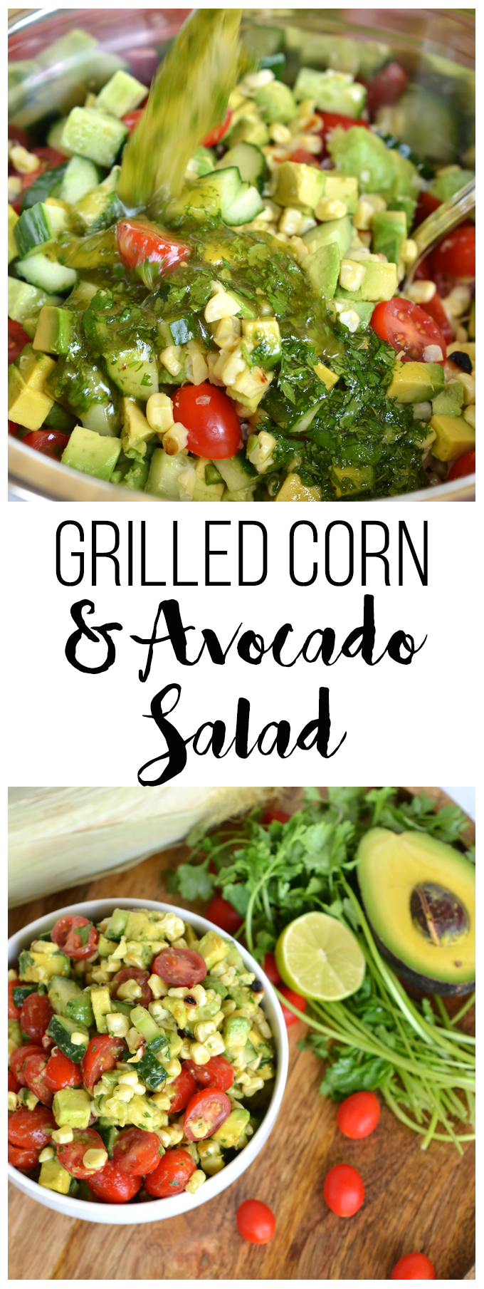 print grilled corn avocado salad ingredients 4 ears grilled corn 16 oz ...