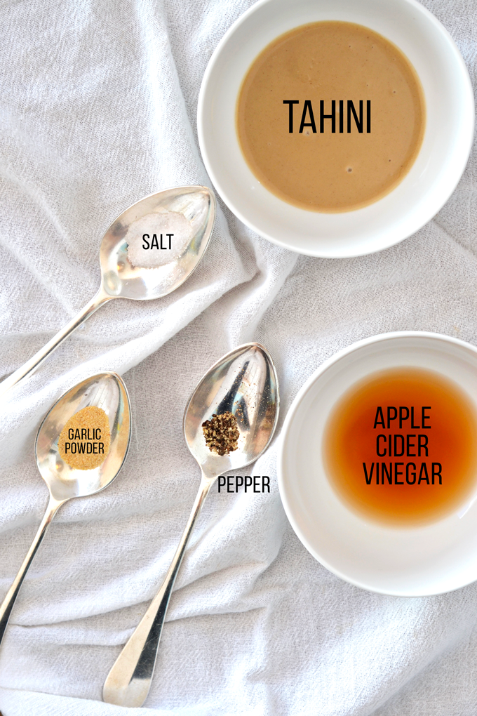 These Sauces are easy, healthy and come together in just 5 minutes! Both are Paleo & Whole30 - perfect to pour over veggies, meat, or whatever you are having for dinner!