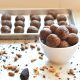 These Nutty Seedy Cacao Bites are packed with nutrients and healthy fats to keep you energized on your Whole30 or just in your healthy lifestyle!