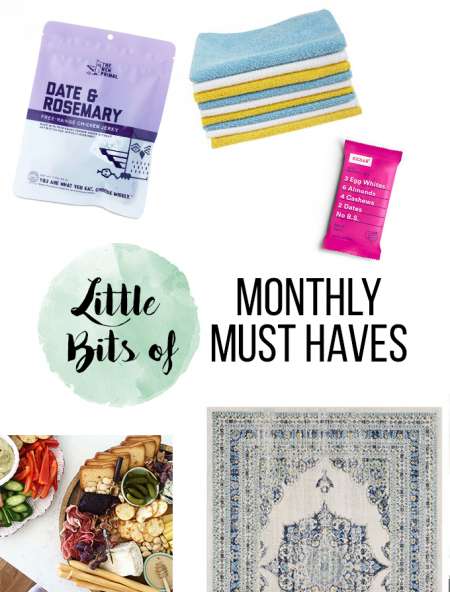 April Monthly Must Haves