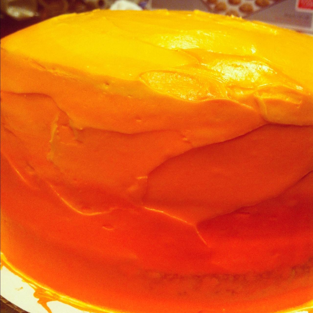 Orange Creamsicle Cake Little Bits Of