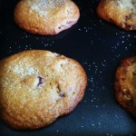 Yummy maple bacon cookies that will knock your socks off at the holidays!