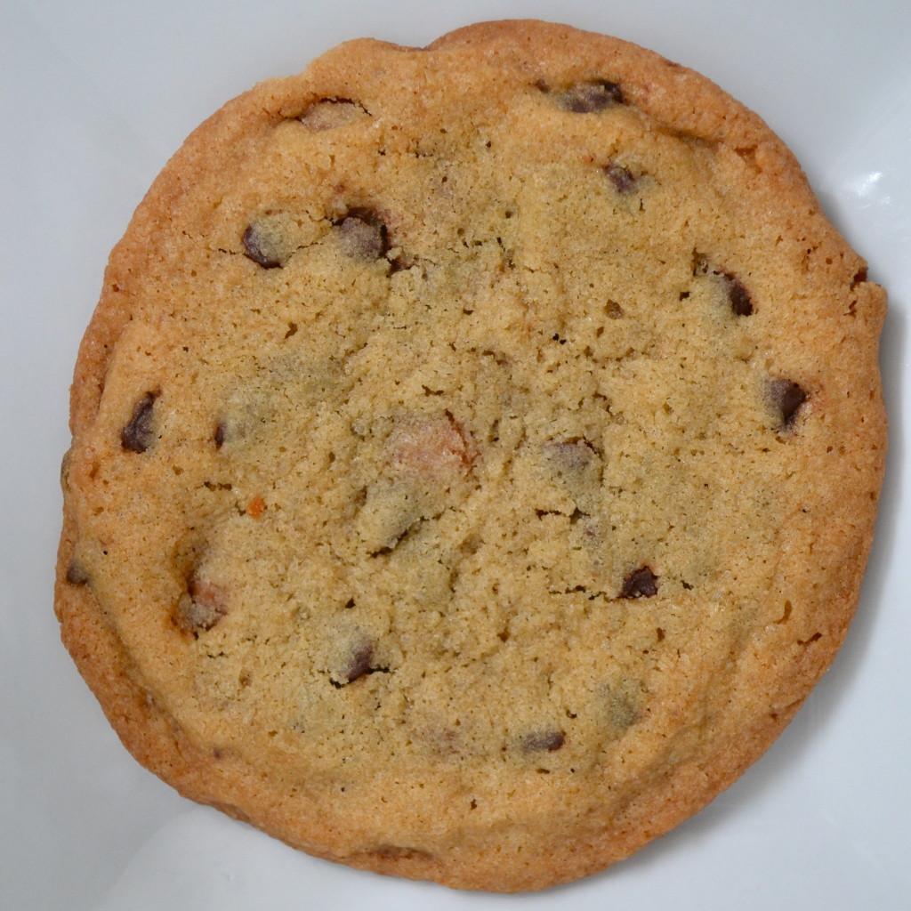 Chocolate Chip & Caramel Bit Cookies