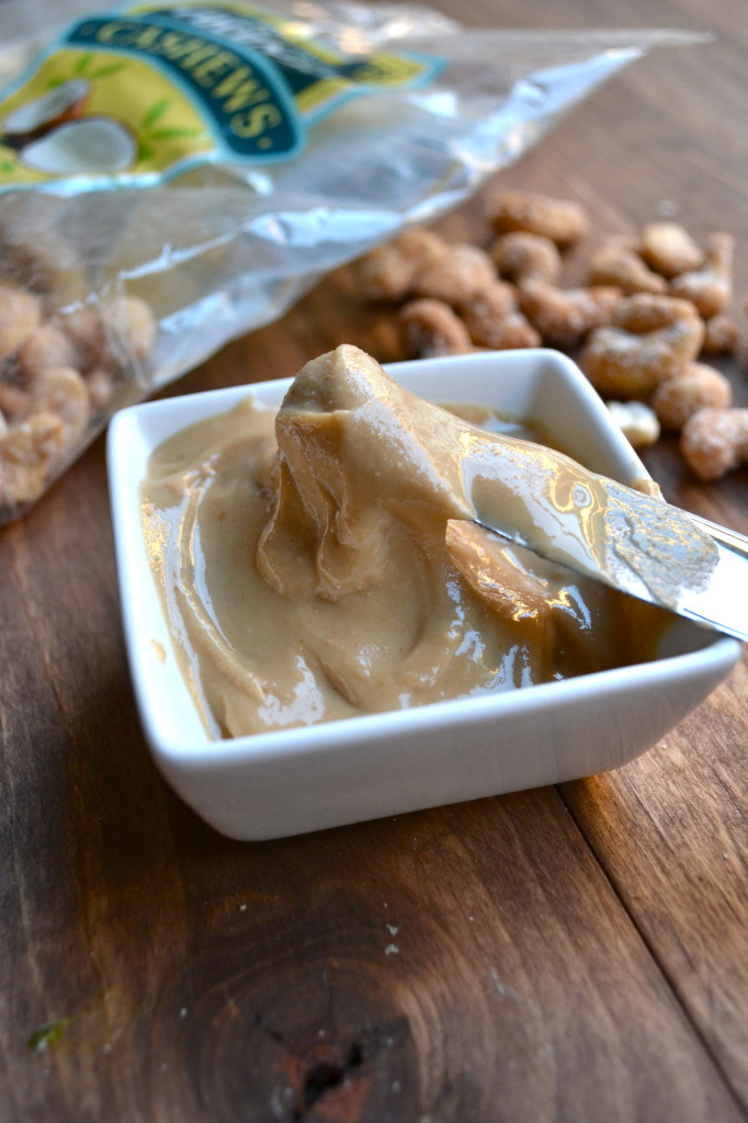 Coconut Cashew Butter