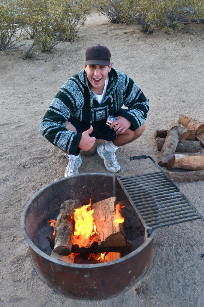 Summer Camping Series: Tri-Tip w/ Gorgonzola Herb Butter & Roasted Veggies