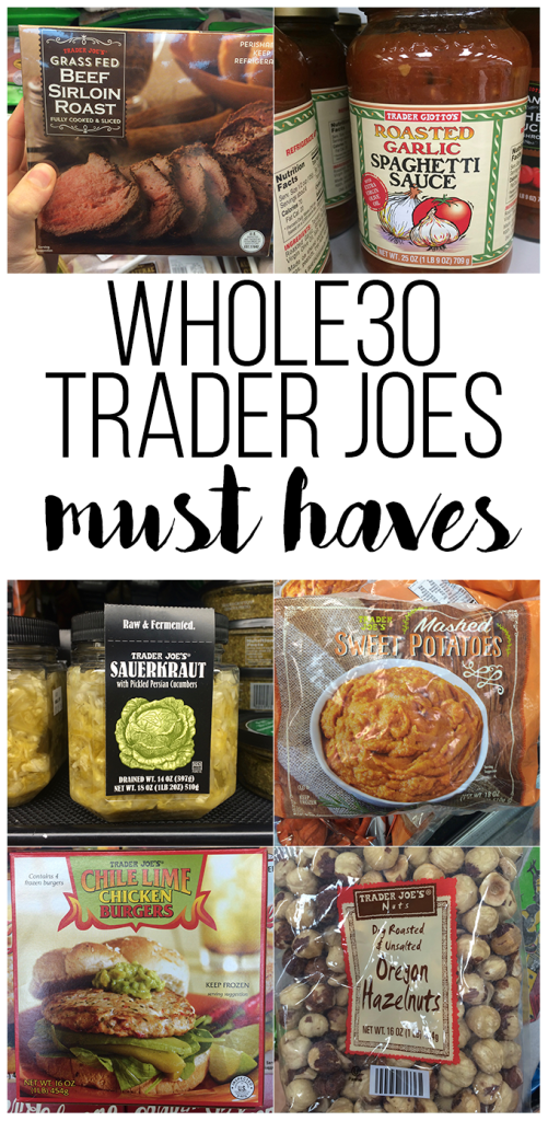 List Of Organic Foods At Trader Joes