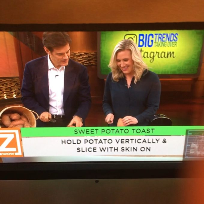 My trip to New York City for the Dr. Oz show!