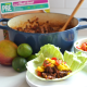These Chipotle Beef Tacos with Mango Lime Salsa are paleo, Whole30 and so easy to make! You can make them spicy or mild!