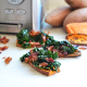 This Bacon Kale Sweet Potato Toast is Paleo, grain-free and packed with nutrients!