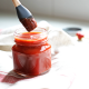 This Paleo BBQ Sauce is the perfect combination of sweet and flavorful! Great for brushing on chicken, steak or seafood!
