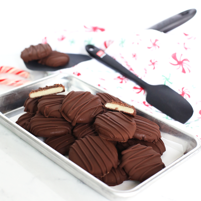 Chocolate Coconut Patties Dunmore Candy Kitchen: Paleo Peppermint Patties