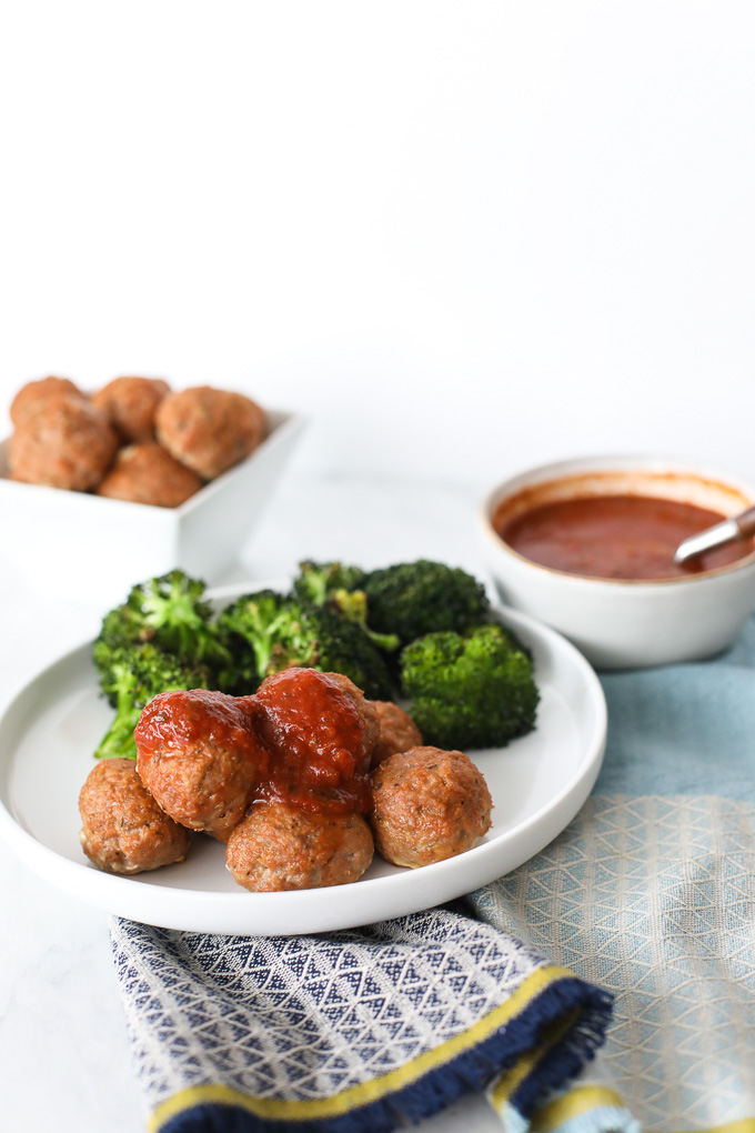 This recipe for Matt's Famous Italian Turkey Meatballs is a classic and simple Whole30 compliant dinner!