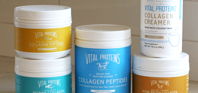 Sharing the reasons why I take collagen, the protein that keeps my skin, hair, nails and more looking and feeling good!