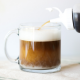 This honey syrup is the perfect natural sweetener for coffee or cocktails!