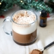 This Peppermint Mocha is paleo which means it is dairy free, refined sugar free and free of any artificial anything!!