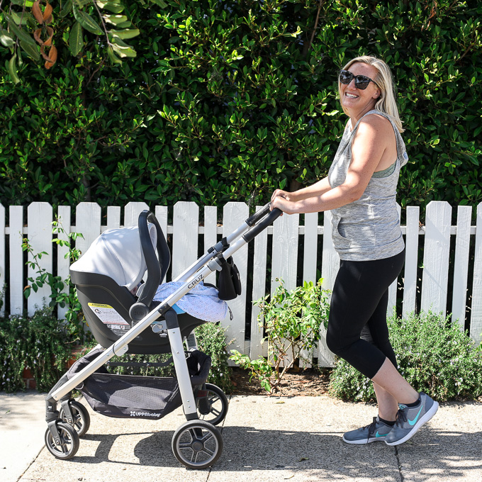 c44c1ded7a0 Car Seat – We love our Uppababy car seat! It s not only super cute but  functional and soft