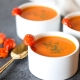 This Cherry Tomato & Carrot Soup is whole30 compliant, delicious and a great way to use up your cherry tomatoes!