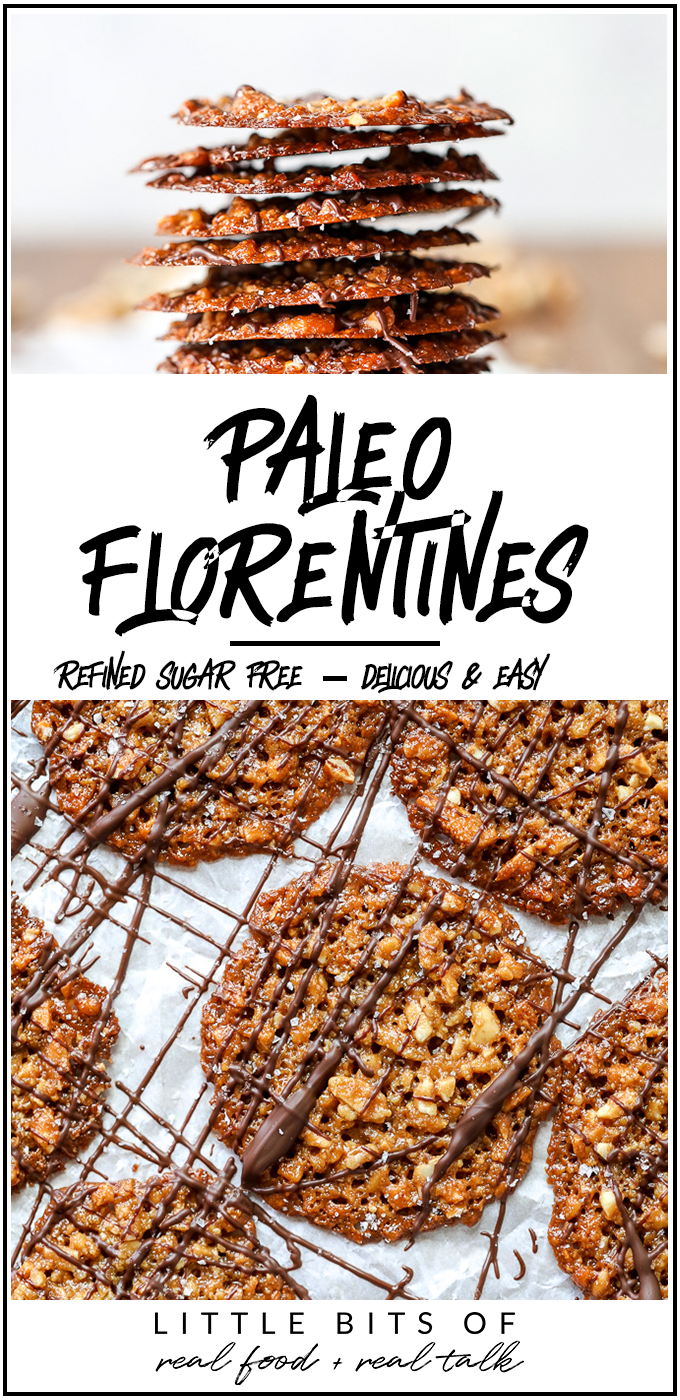 These Paleo Florentines will blow your mind with how easy they are to make and how similar they are to the originals!