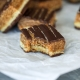 These Healthier Samoa Bars are SO delicious, easy to make and are also dairy free, grain free, gluten free and refined sugar free!