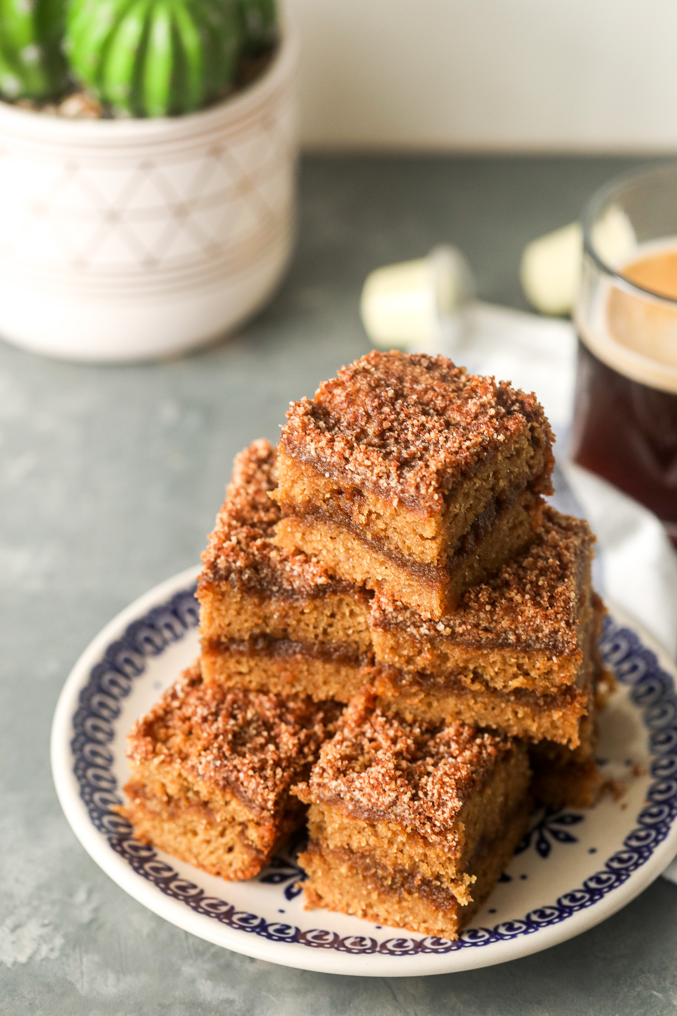 Paleo Coffee Cake Little Bits Of