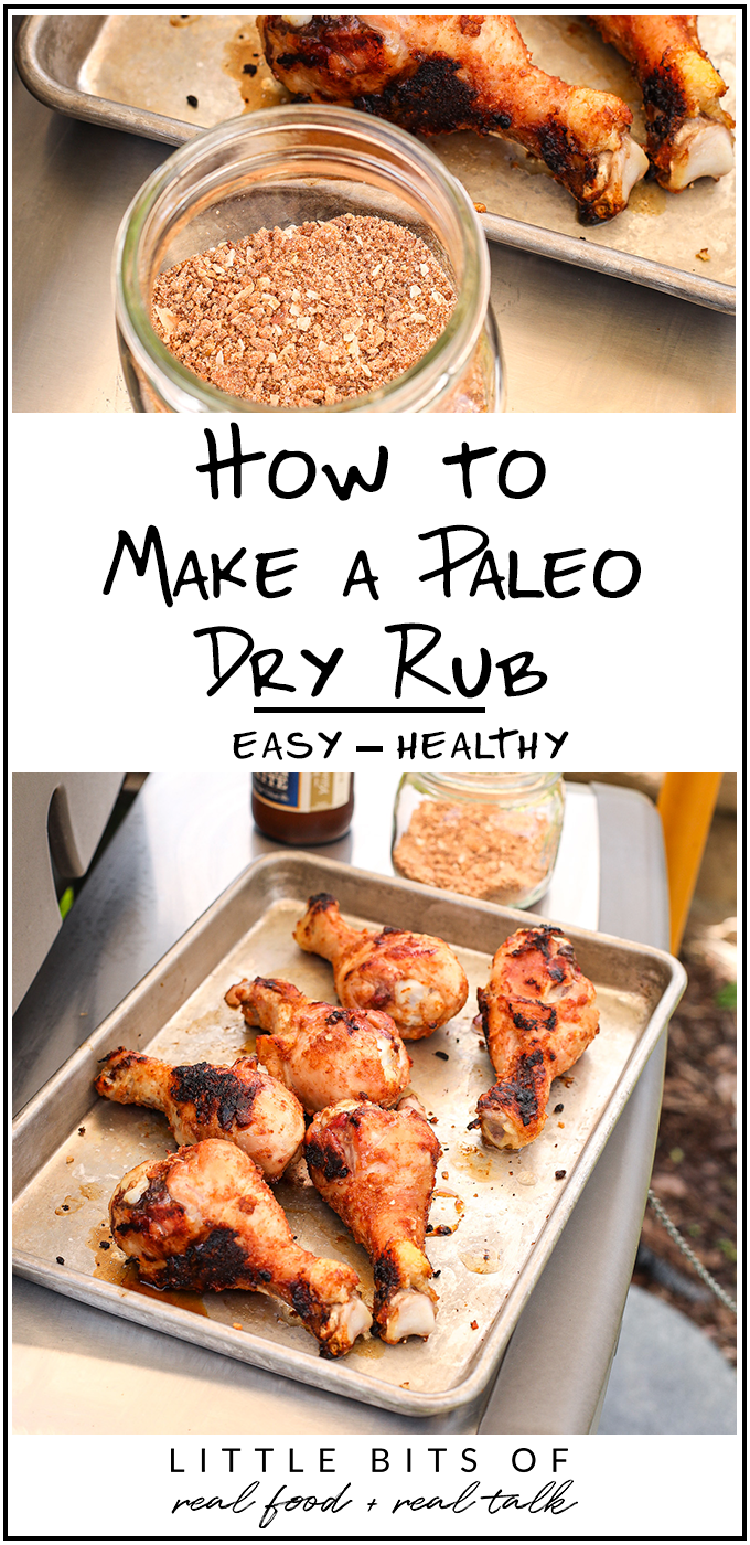 These Paleo Dry Rub recipes are delicious and perfect for chicken & pork.